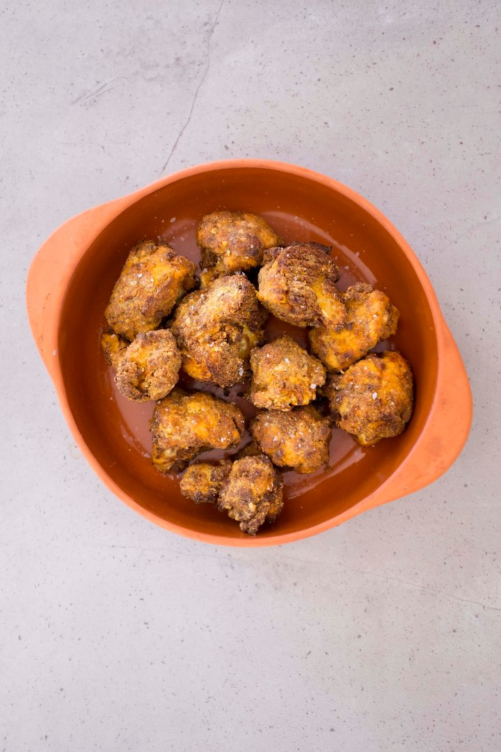 4 Fried cauli served r