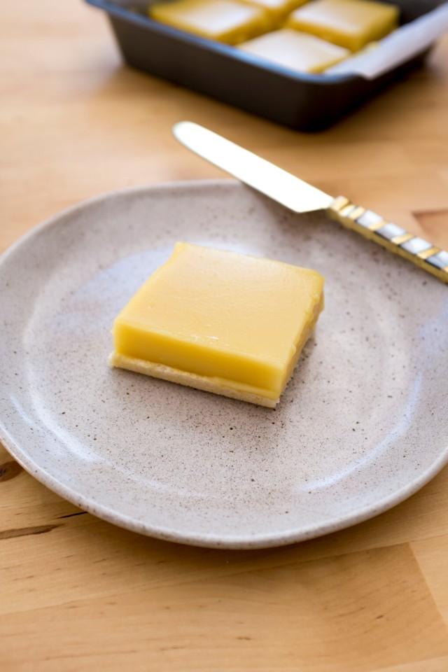 Lemon tart r