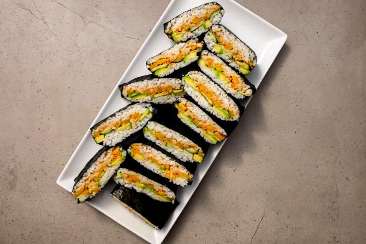 1 Sushi burgers r